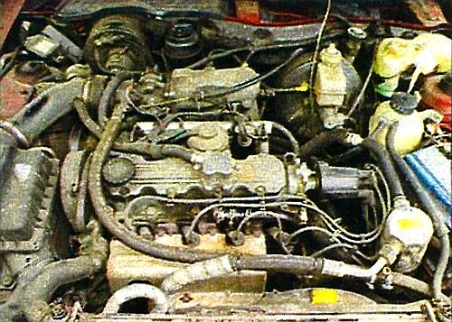 silnik 1.5 /Motor