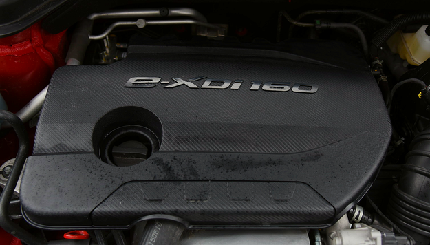 Silnik 1.6 dysponuje zaskakująco dużym momentem obrotowym. /Motor