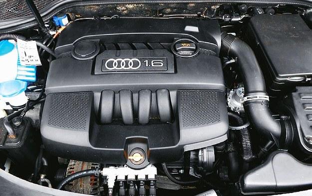 silnik 1.6 /Motor