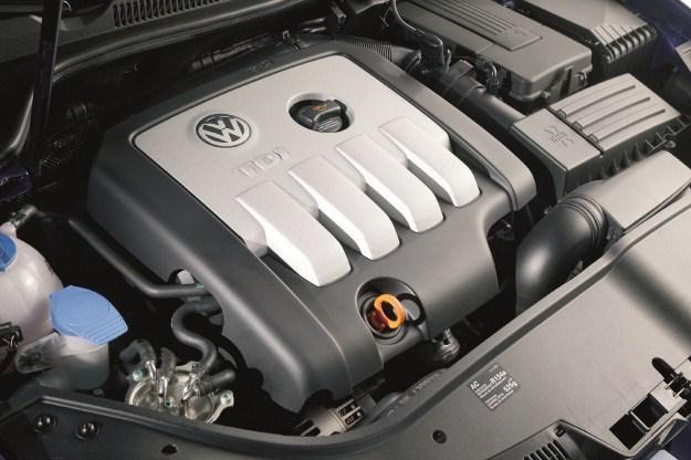 Silnik 1.9 TDI Volkswagena /