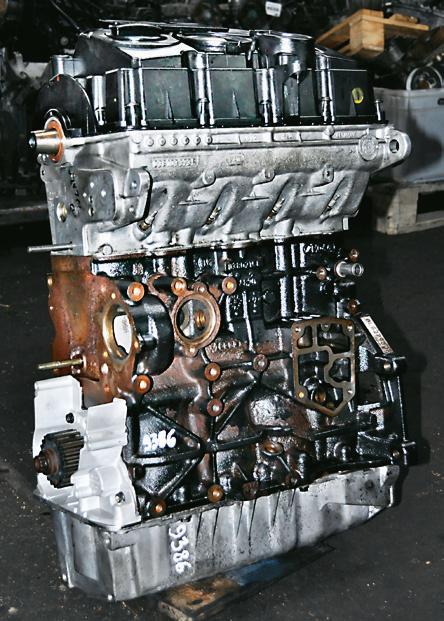 silnik 1.9 TDI /Motor