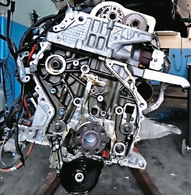 silnik 2.0 d BMW /Motor