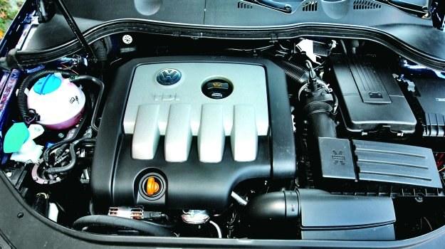 Silnik 2.0 TDI z 16-zaworową głowicą trafił do Volkswagena Passata z lat 2005-2007. /Motor