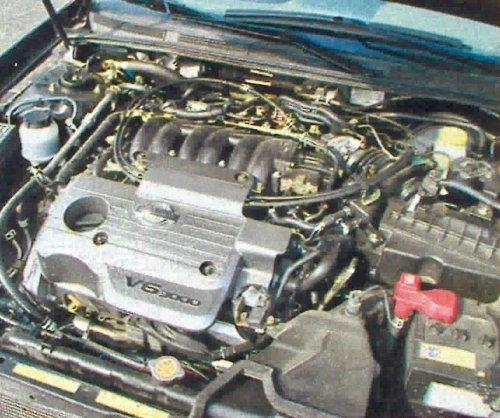 Silnik 3.0 V6 ma koni pod dostatkiem, ale niestety spory apetyt na paliwo. /Motor