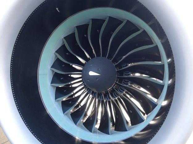 Silnik Airbusa A320neo /INTERIA.PL