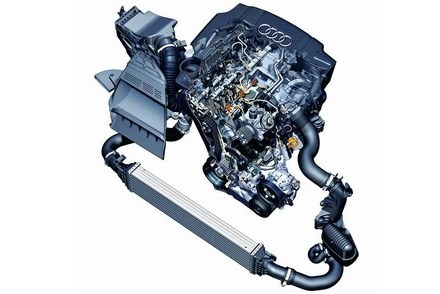 Silnik Audi 2.0 TDI / Kliknij /