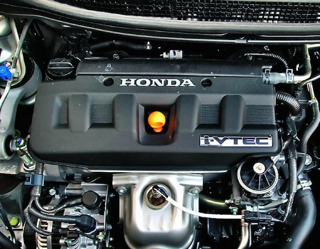 Silnik benzynowy 1.8 i-VTEC słynie z nieza wodności. Potrafi być także ekonomiczny. /Motor