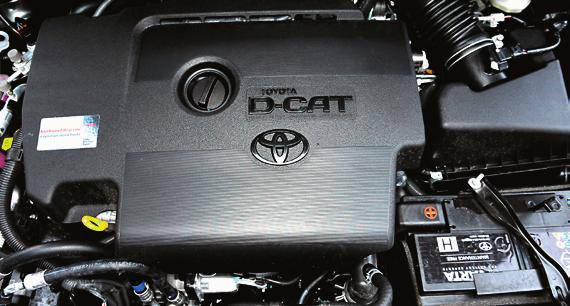 SILNIK D-CAT: problematyczny bywa skomplikowany system oczyszczania spalin z filtrem cząstek stałych. /Motor