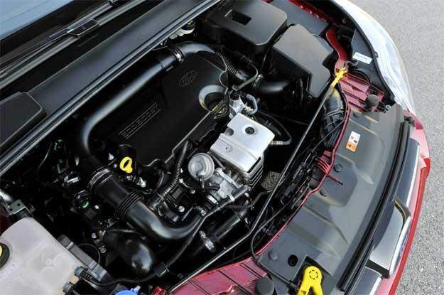 Silnik EcoBoost Forda został uznany najlepszym drugi raz z rzędu /