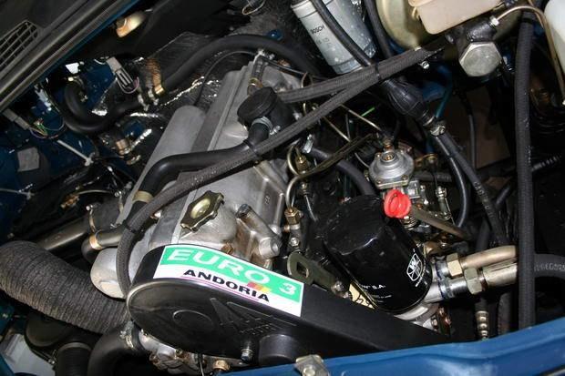 Silnik Euro3 z Gazeli / Kliknij /INTERIA.PL