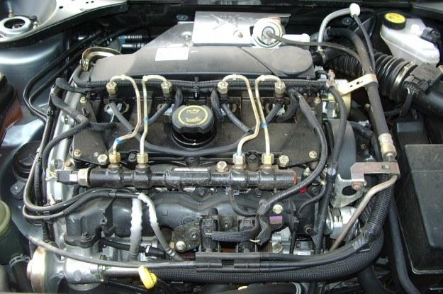 Silnik Forda 2.0 TDCi /