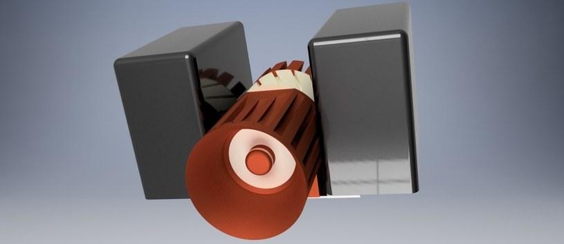 Silnik jonowy małych rozmiarów /materiały prasowe