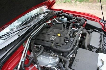 Silnik mazdy MX-5 /INTERIA.PL