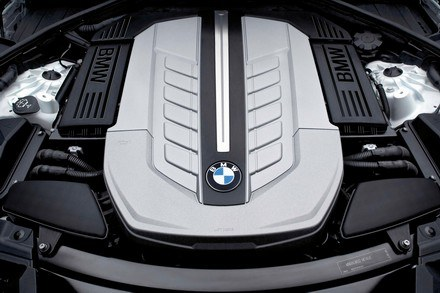 Silnik V12 ma 544 KM /