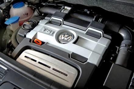Silnik VW 1.4 TFSI / Kliknij /INTERIA.PL