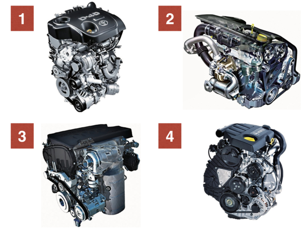 silniki Diesla /Motor