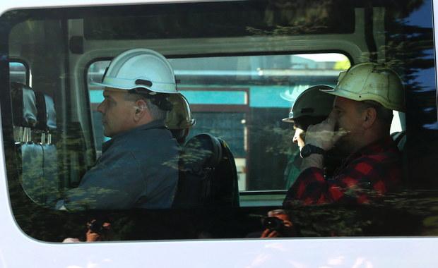 Silny wstrząs w kopalni Zofiówka w Jastrzębiu. Nie ma kontaktu z kilkoma górnikami