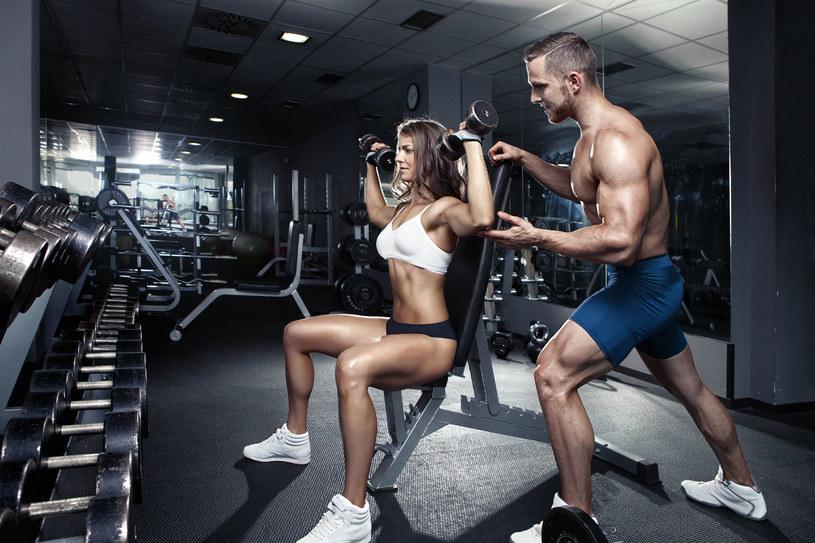 Siłownia jest pełna rytuałów, od szczegółowych harmonogramów ćwiczeń, po określone energy drinki kupowane przed treningiem - mówi dr Pelters /©123RF/PICSEL