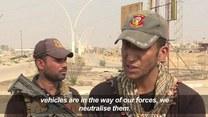 Siły irackie wraz z lotnictwem USA kontynuują ofensywę na IS