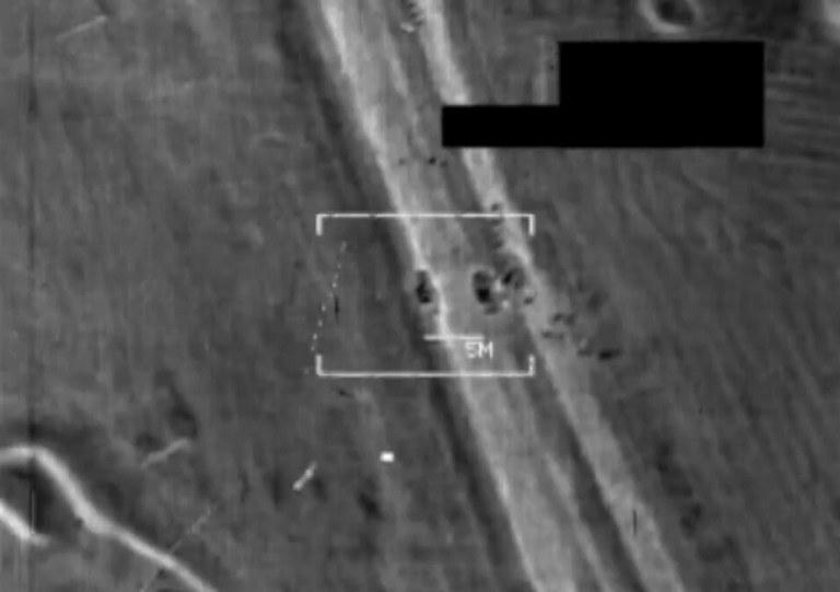 Siły USA przeprowadziły w Iraku cztery naloty na pozycje dżihadystów z Państwa Islamskiego /AFP