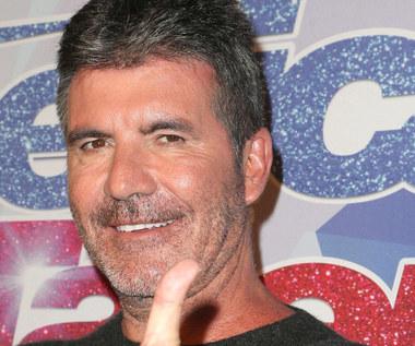 Simon Cowell miał wypadek