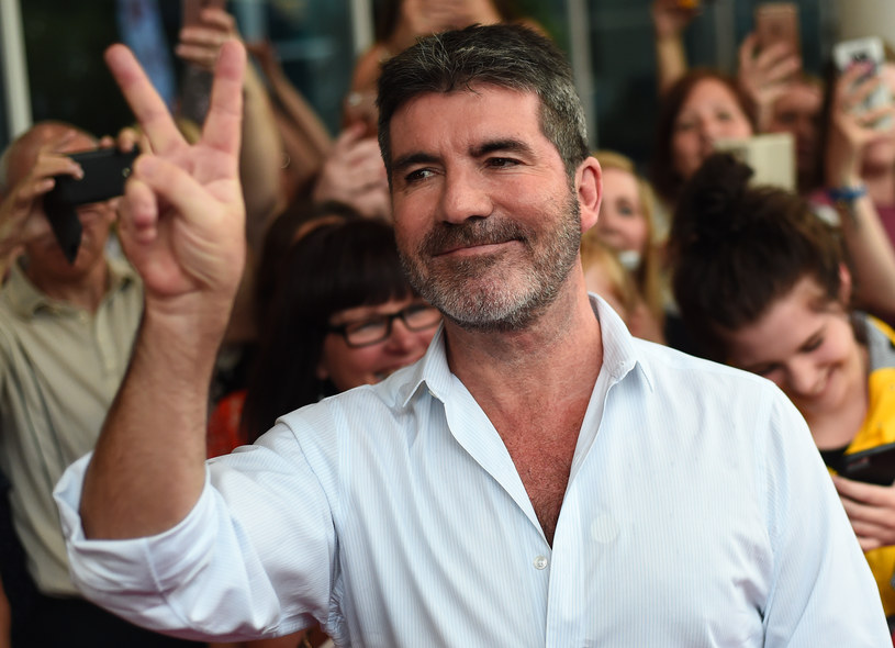 Simon Cowell /Getty Images