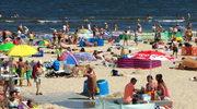 Sinice nad polskim morzem. Sprawdź, gdzie nie można się kąpać
