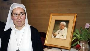 Siostra Marie: Nigdy nie wątpiłam we wstawiennictwo papieża