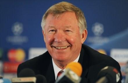 Sir Alex Ferguson jest spokojny o formę drużyny /AFP