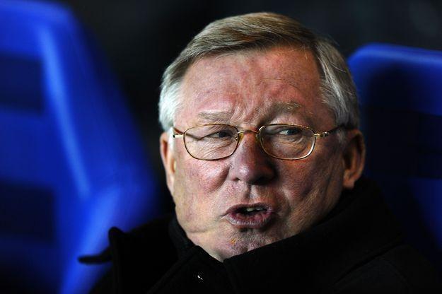 Sir Alex Ferguson, menedżer Manchesteru United /AFP
