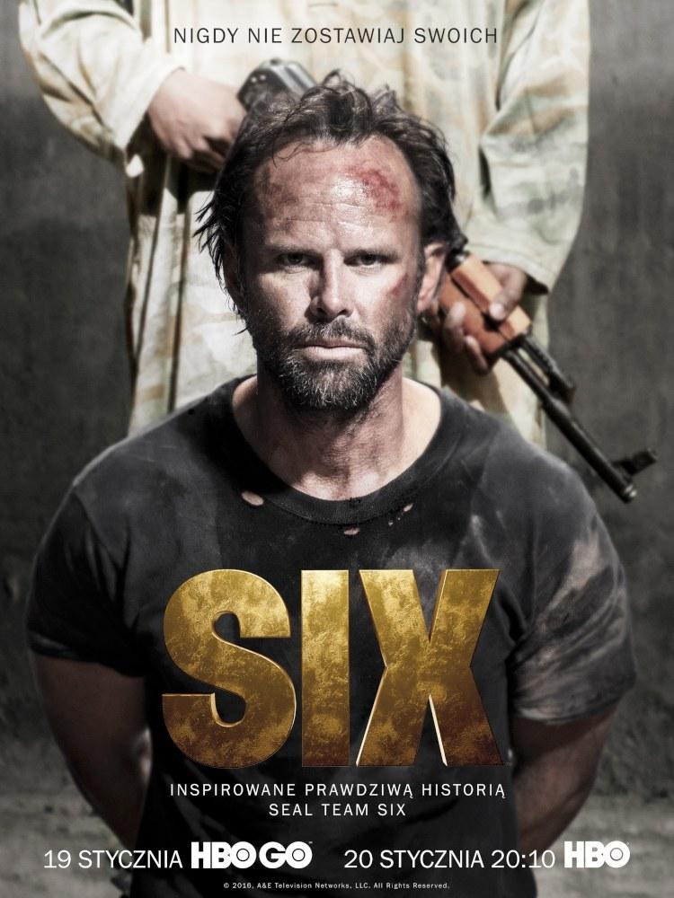"""""""Six"""" można oglądać w HBO GO od 19 stycznia /HBO"""