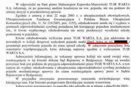 Skan pisma / kliknij /INTERIA.PL