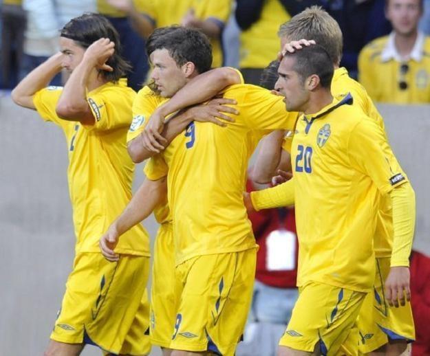 Skandale to w ostatnim czasie codzienność szwedzkiej piłki /AFP