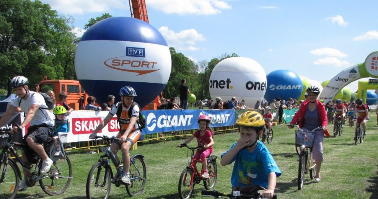 Skandia Maraton Lang Team wystartował z krakowskich Błoni