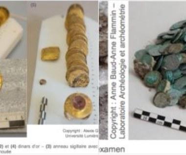 Skarb odkryty we Francji! Ponad 2200 złotych i srebrnych monet