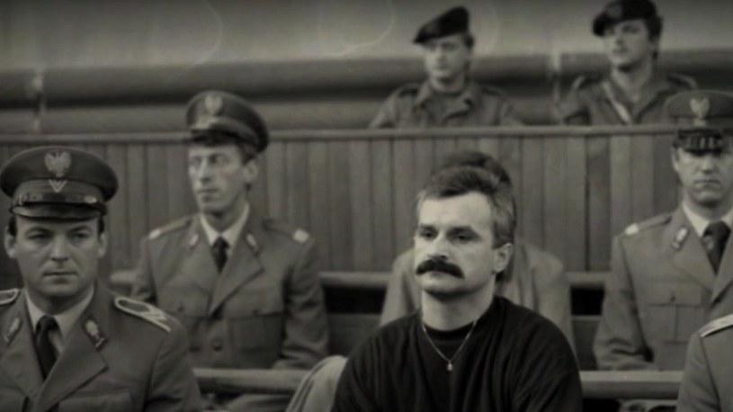 Skazany Najmrodzki wyszedł na wolność dzięki Lechowi Wałęsie /YouTube