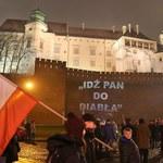 Skazany za protest pod Wawelem chce ułaskawienia od prezydenta