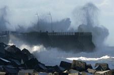 Skażenie rzek po sztormie Ana