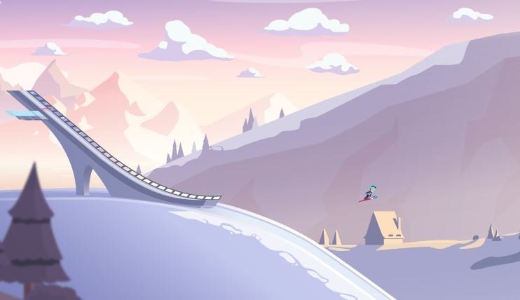 Ski Jump Challenge /materiały prasowe