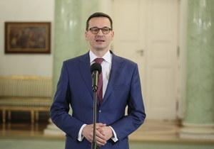 Skład rządu Mateusza Morawieckiego o godz. 17