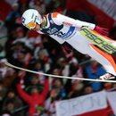 Skoczkowie narciarscy trenowali w Szczyrku na... siłowni