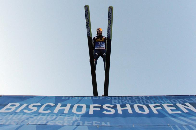 Skocznia w Bischofshofen /Alex Grimm /Getty Images