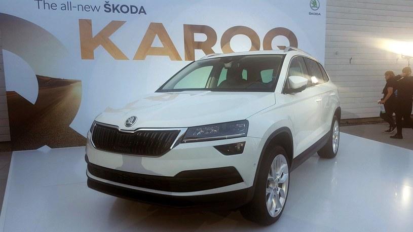 Skoda Karoq /INTERIA.PL
