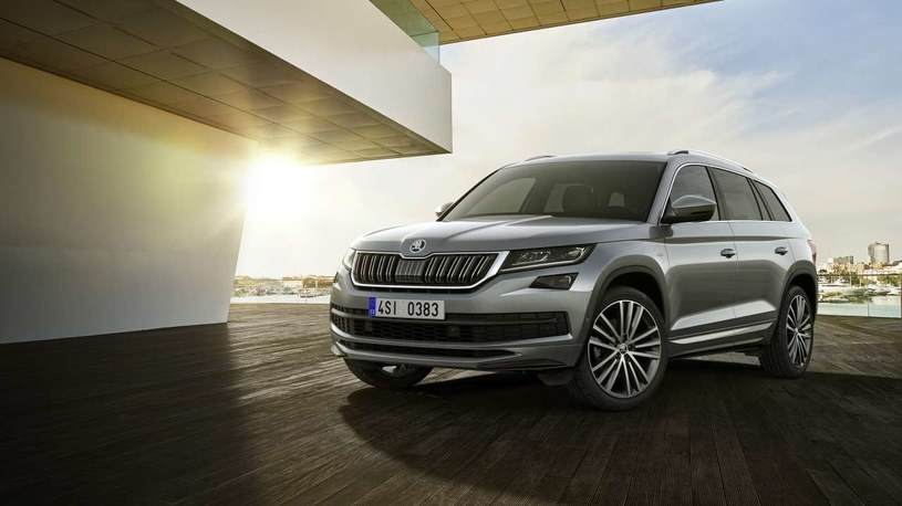 Skoda Kodiaq Laurin&Klement /