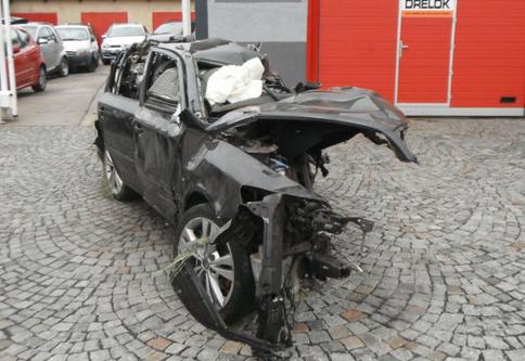 Skoda Octavia Combi RS 2.0 TDI. Cena: 1 499 euro. Tanio? Fot. www.mobile.de /