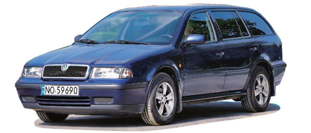 SKODA OCTAVIA I (1996-2010), polecane wersje: 1.9 TDI, 1.6 8V, 1.8 T. /Motor
