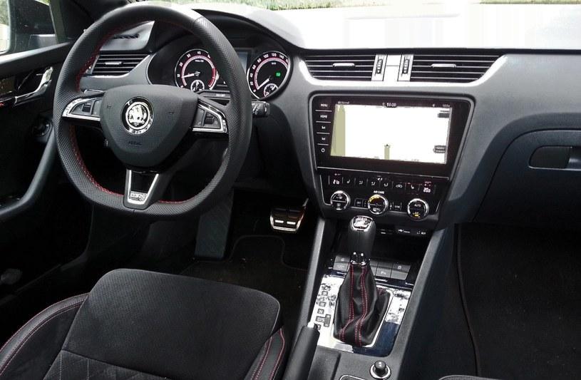 Skoda Octavia RS 245 /INTERIA.PL