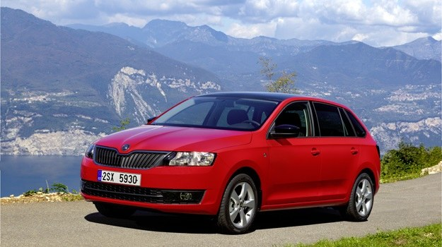 Skoda Rapid Spaceback /Skoda