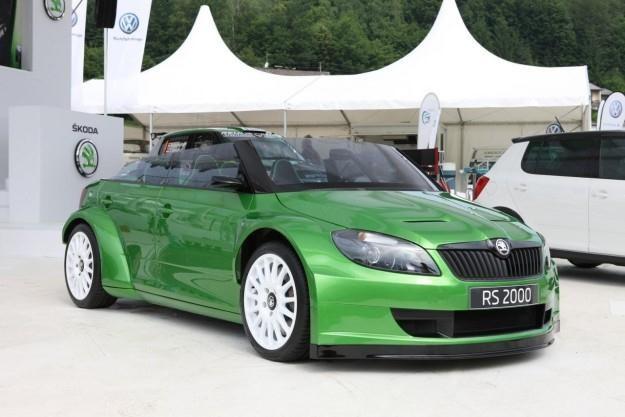 Skoda RS2000 /