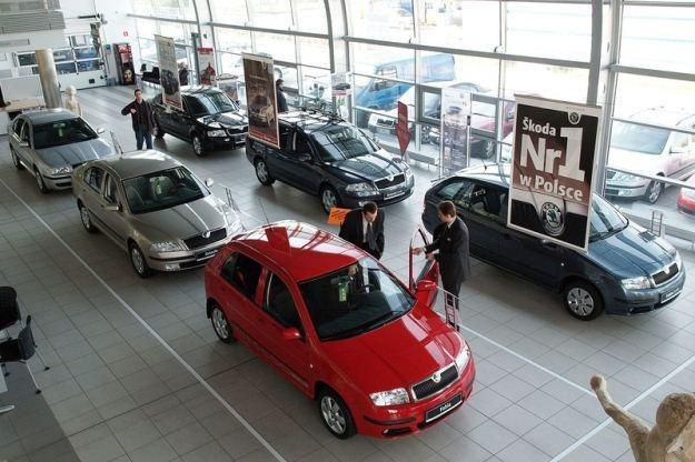 Skoda sprzedała w tym roku najwięcej aut / Fot: Łukasz Jóźwiak /Reporter